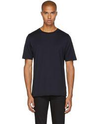 BLK DNM - Black '125' Raw Crewneck T-shirt - Lyst