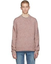 Rag & Bone - Pink Lucas Sweater - Lyst