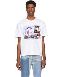 McQ - White Elvis T-shirt - Lyst
