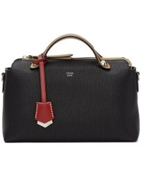 Fendi - Black Medium By The Way Bag - Lyst