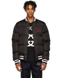 Gucci - Black Pittsburgh Pirates Edition Down Jacket - Lyst