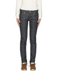 Visvim - Blue Social Sculptures Jeans - Lyst