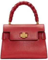 Miu Miu - Red Click Bag - Lyst