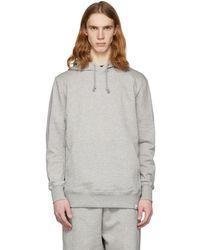 adidas Originals - Grey Xbyo Edition Oth Hoodie - Lyst