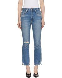 AMO - Blue Bella Jeans - Lyst