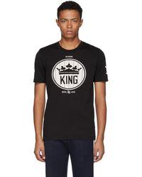 Dolce & Gabbana - Black Crown King T-shirt - Lyst
