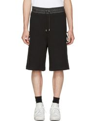 Public School - Black Durero Shorts - Lyst