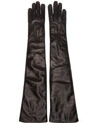 Ann Demeulemeester - Black Joris Gloves - Lyst