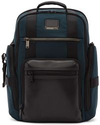 Tumi - Navy Sheppard Deluxe Brief Pack® Backpack - Lyst