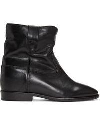 Isabel Marant - Black Cluster Boots - Lyst