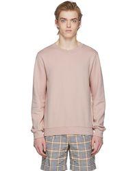 Éditions MR | Pink Classic Sweatshirt | Lyst
