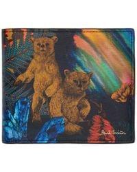 d8ebfa4ffcc0 Paul Smith - Multicolor Explorer Bifold Wallet - Lyst