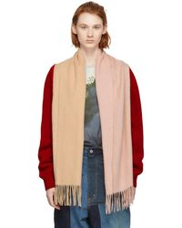 Bless - Red And Pink Limited Cardigan - Lyst