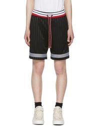 John Elliott - Black Soccer Shorts - Lyst
