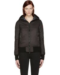 Canada Goose - Black Down Dore Jacket - Lyst