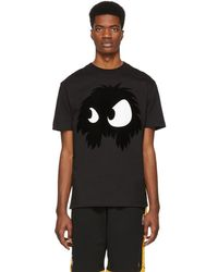McQ - Black Mad Chester T-shirt - Lyst