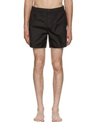 Moncler - Black Dolmias Beach Swim Shorts - Lyst