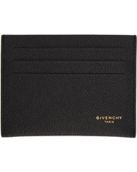 Givenchy | Black Eros Card Holder | Lyst