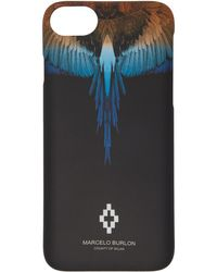 Marcelo Burlon - Black Wings Iphone 8 Case - Lyst