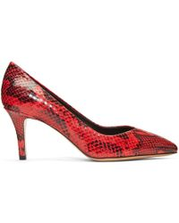 Isabel Marant - Red Pully Heels - Lyst