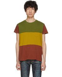 Levi's - Tricolor Three-way 1950s Sportswear T-shirt - Lyst