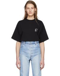 Vetements - Black Cancer Horoscope T-shirt - Lyst