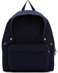 Raf Simons - Navy Eastpak Edition Padded Backpack - Lyst