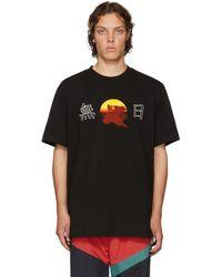 D by D - Black No Sun T-shirt - Lyst