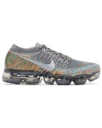 Nike - Grey Air Vapormax Sneakers - Lyst