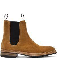 Rag & Bone   Tan Spencer Boots   Lyst