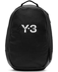 Y-3 - Black Logo Bag - Lyst