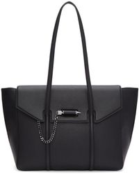 Mackage - Barton Leather Tote - Lyst
