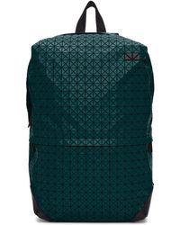 Bao Bao Issey Miyake - Green Large Liner Backpack - Lyst