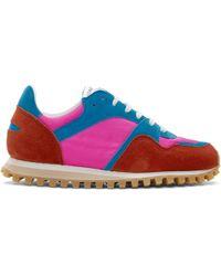 Comme des Garçons   Pink Marathon Trail Sneakers   Lyst