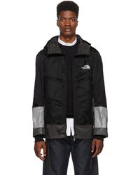 Junya Watanabe - Black And Grey The North Face Edition Trail Pack Jacket - Lyst