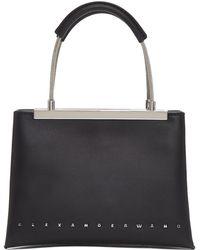 Alexander Wang | Black Small Dime Bag | Lyst