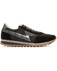 Marc Jacobs - Black Lightning Trainers - Lyst