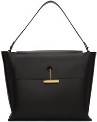 Sophie Hulme - Black The Pinch Bag - Lyst