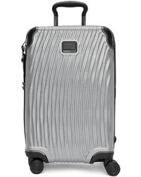 Tumi - Silver International Carry-on Suitcase - Lyst