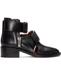 3.1 Phillip Lim - Black Addis Boots - Lyst