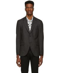 Tiger Of Sweden - Grey Jamonte Blazer - Lyst