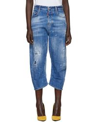 DSquared² - Blue Kawaii Jeans - Lyst