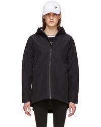 Nike - Black Tech Shield Jacket - Lyst