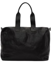 Ann Demeulemeester - Black Cimone Duffle Bag - Lyst
