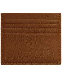 Common Projects - Brown Large Card Holder - Lyst