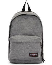 Eastpak - Grey Back To Work Backpack - Lyst