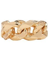 Emanuele Bicocchi - Gold Chain Ring - Lyst