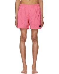 Noah - Pink Swim Shorts - Lyst