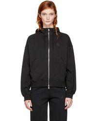Nike - Black Essentials Full Zip Hoodie - Lyst