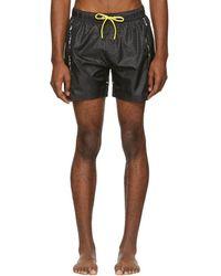 DIESEL - Black Bmbx-sprinty Swim Shorts - Lyst
